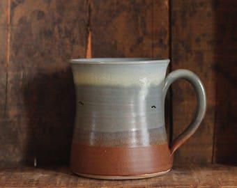 Becher im keltischen Strand von Dorf-Keramik Prince-Edward-Insel PEI