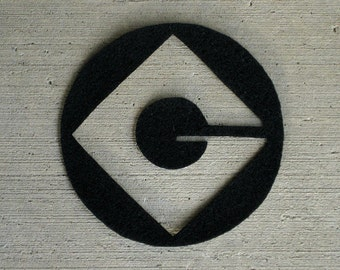 image about Minion Gru Logo Printable named Gru Etsy