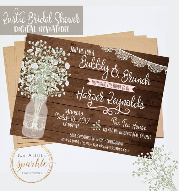 e843585f8e3 Bridal Shower invitation
