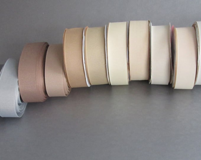 Grosgrain ribbon swatches, Ribbon color samples, Grosgrain ribbon color samples