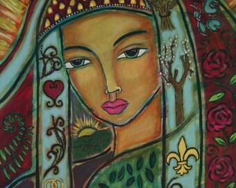 Divine Feminine-Ruth