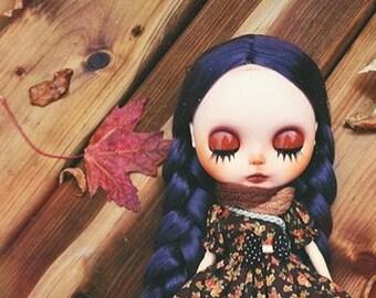 "Custom Blythe ""Witchy girl"""
