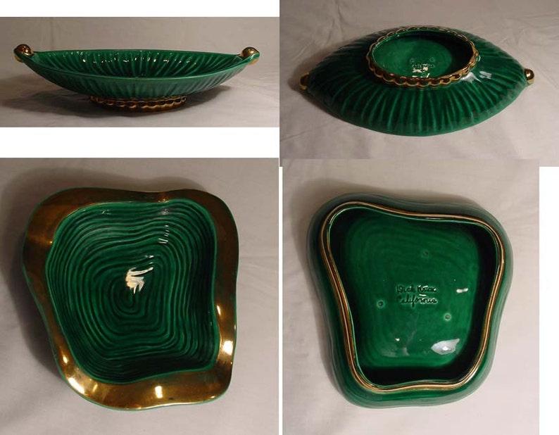 Mid Century Dick Knox California Pottery Asian Oriential ...