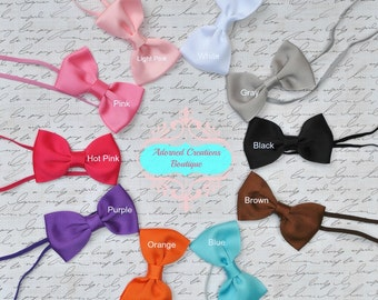 You Pick 2 Baby Bow Headband Set - Hair Bow Headbands - Baby Hair Accessories-Newborn Baby Bow Headband- Hair Bow- Toddler Headband