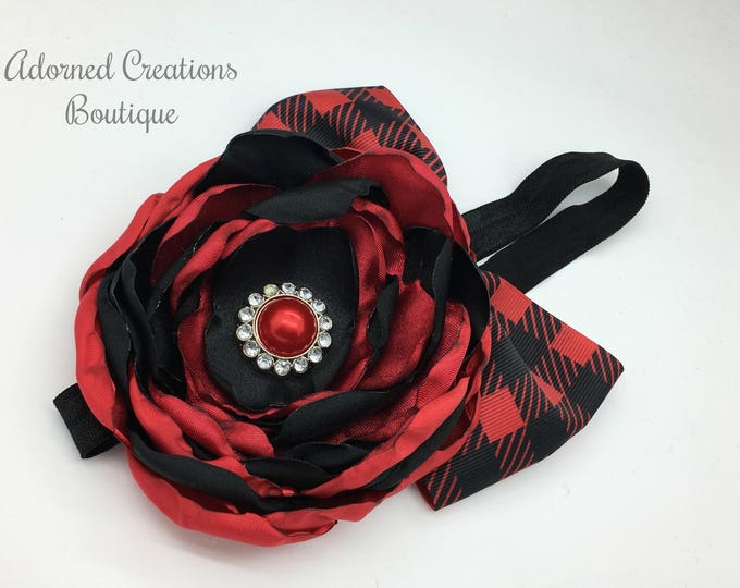 Christmas Headbands For Girls.Christmas Headbands Adorned Creations Boutique