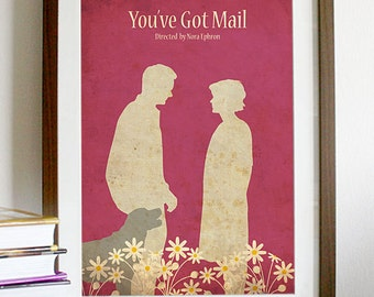 You're Got Mail Movie Poster Print
