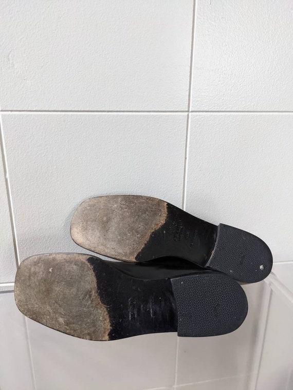 Ladies Size 9.5 1990s PRADA loafers - image 10