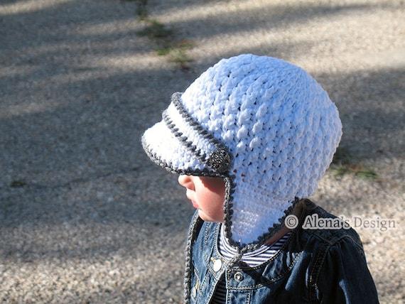 Crochet Pattern 130 Crochet Hat Pattern Hat Crochet Etsy