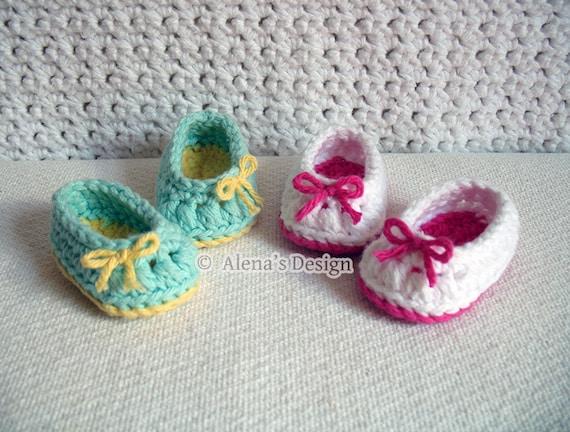 Crochet Pattern 136 Crochet Shoes Pattern 18 Inch Doll Bow Etsy