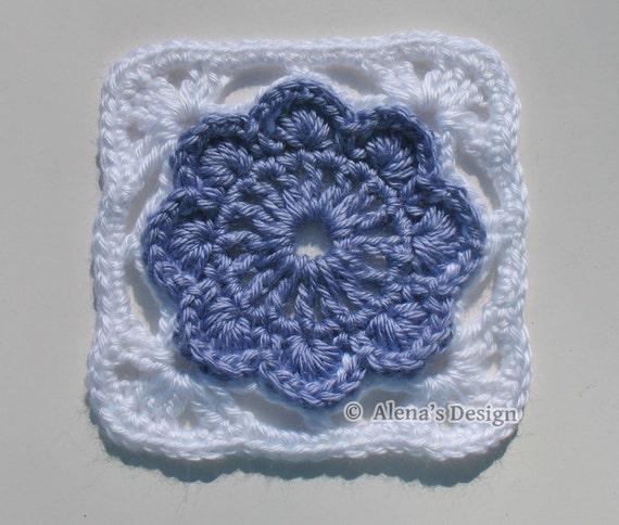 Free Crochet Pattern 152 Granny Square Free Crochet Patterns Etsy