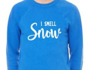 I Smell Snow Gilmore Girls Sweatshirt