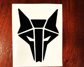 House Mars Decal Red Rising Pierce Brown