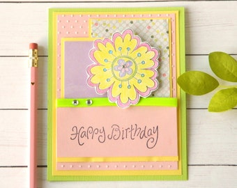 Mom Birthday Card Bday Wife Girlfriend