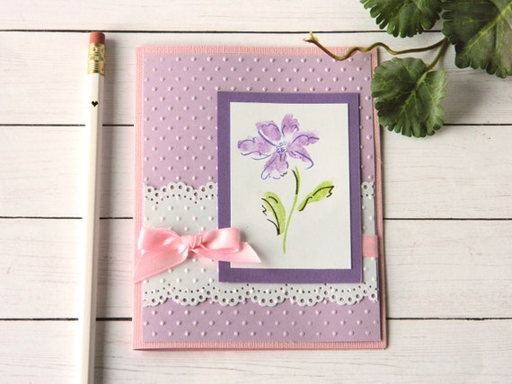 Greeting Cards Birthday Wishes Floral Card