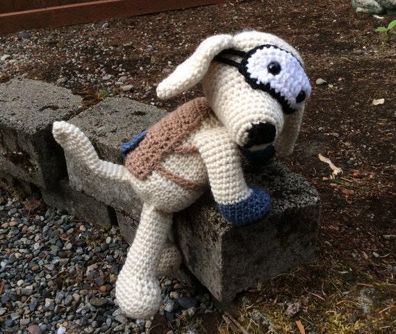 Patrons de sauvetage plus animales pour Crochet (French Edition)