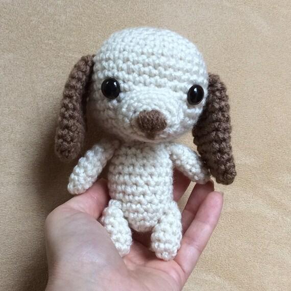 Amigurumi Häkeln Hund Hund Der Kleine Hund Sparky Amigurumi Etsy