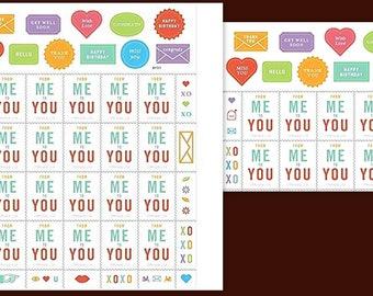 Love forever stamp   Etsy