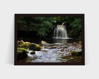 Waterfall - Original Photographic Print