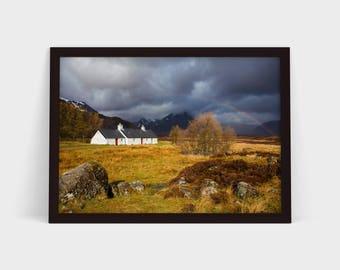 Blackrock Cottage 2 - Original Photographic Print