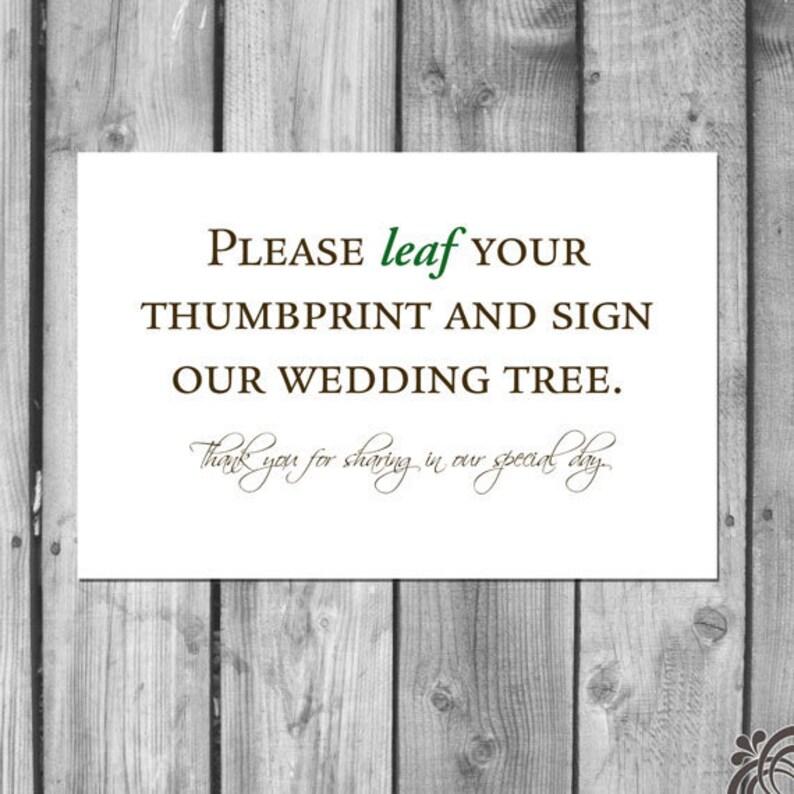 Large Wedding Tree 18x24
