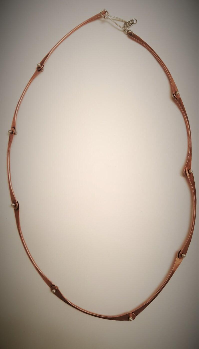 Segment Necklace