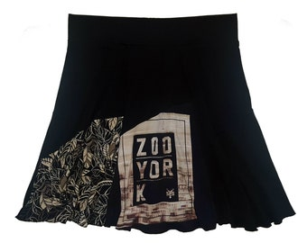 Marilyn Monroe Skirt Plus Size 2X 3X Paris Eiffel Tower Skirt Fit and Flare Skirt Best Selling Items on Etsy Twinkle Skirts twinklewear