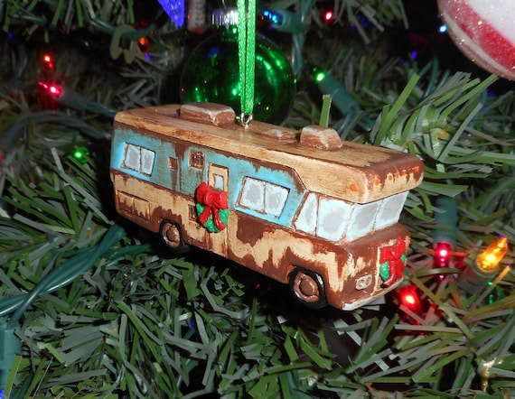 image 0 - Christmas Vacation Cousin Eddie's RV Ornament NOT HALLMARK Etsy