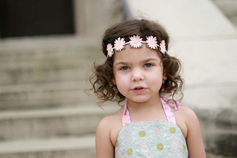 1726cb10cde6 Daisy HeadbandPink Daisy Headband Daisy Baby ShowerBaby