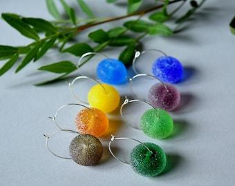 Murano glass charms , charm beads , glass decors , glass decor set , wine glass decors , lampwork charms