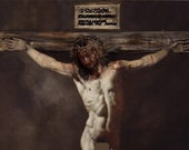 The Crucifixion of Christ - 9x12 - Nudity - Censored for site