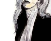 Setzer Gabbiani  FFVI Fashion Watercolor