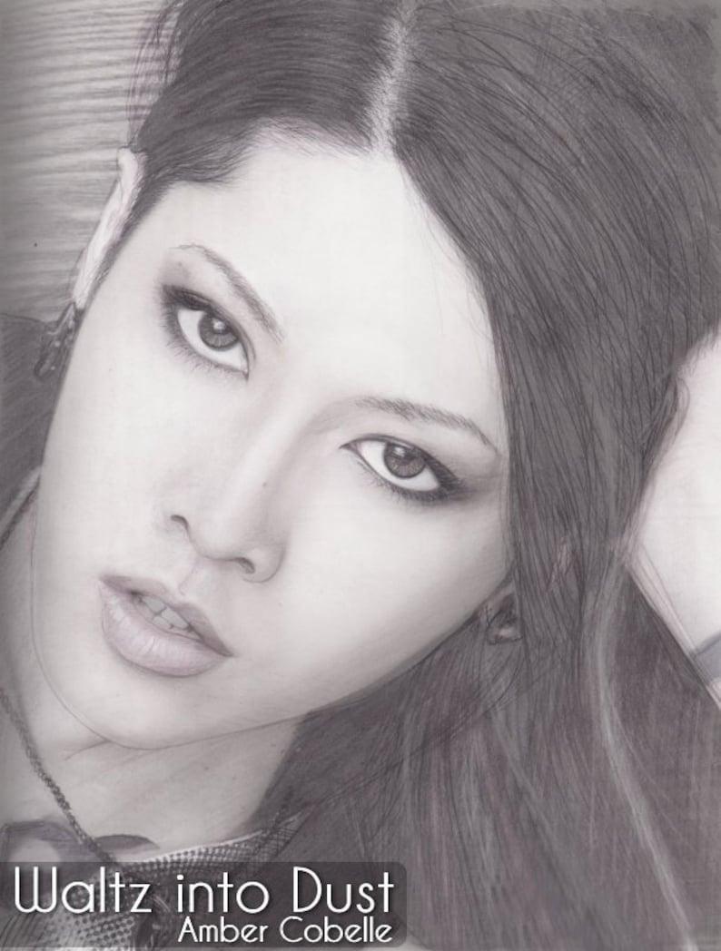Miyavi Portrait 9x12