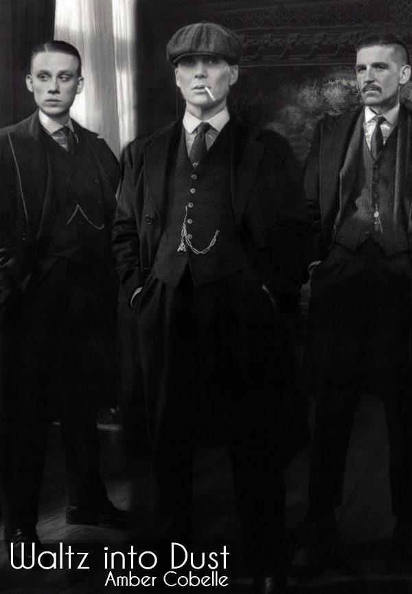 0bbb00124 De Shelby Brothers Peaky Blinders jaren 1920 Gangster mode   Etsy