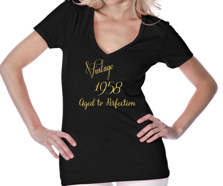 1968 60th Birthday Tshirt