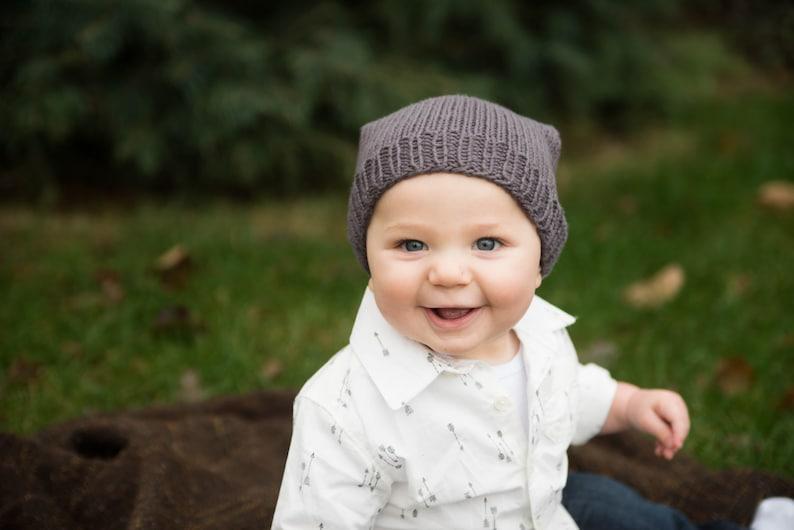 f4182d6184a Knitting toddler hat pattern hipster children s hat