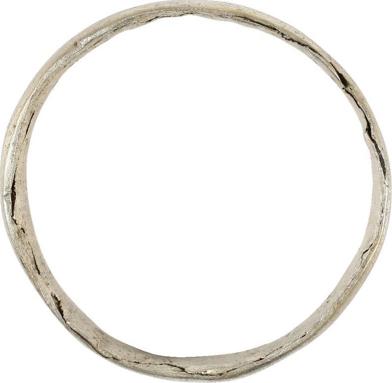 Size 10 12 Ancient Viking Wedding Band C.866-1067 AD.
