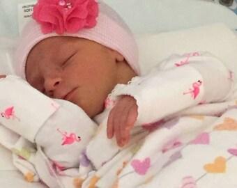HOSPITAL HATS - Newborn