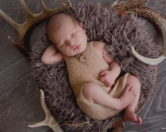 Beige Mohair Overalls Romper, boys romper, bebe, foto, fotografia, pboys photoshoot, knit romper, by Lil Miss Sweet Pea
