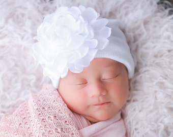 Textured Blush Knit Swaddle Wrap /Layering for Newborn Photos, not everyday use,  AND/OR Matching Newborn Hospital Hat, Lil Miss Sweet Pea