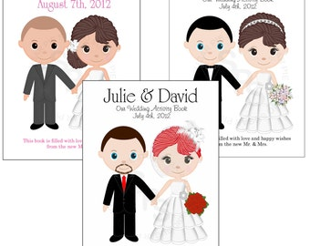 Printable Personalized Custom 8.5x 5.5 Wedding Favor Kids coloring activity book and crayon box template PDF or JPEG TEMPLATE