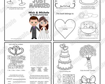 Mini coloring book | Etsy