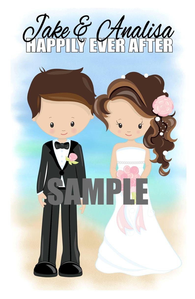 - Wedding Coloring Book Activity Book Printable Personalized Etsy