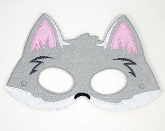 3b0e3aa538dce Tabby Cat Mask Embroidery Design, kitty mask, machine embroidery, ITH mask,  in the hoop mask, embroidered mask, 5x7, 6x10, kitten, cat mask