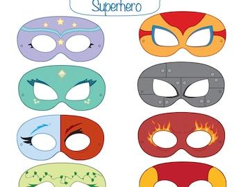 comic hero masks comic book heroes comic masks superhero etsy