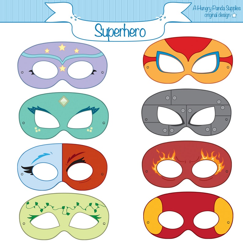 photo about Printable Superhero Masks known as Superhero Printable Celebration Masks, superhero masks, hero masks, printable superhero, superhero occasion, villain, hero gown, superheroes, hero