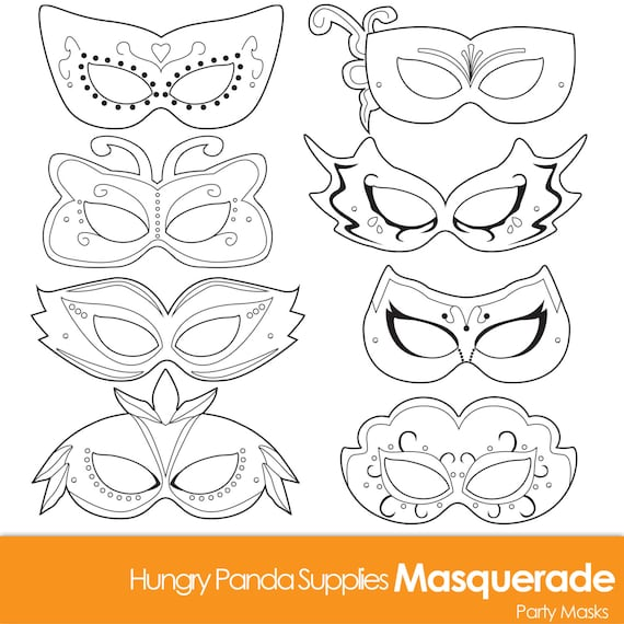 Ridiculous image pertaining to printable masks