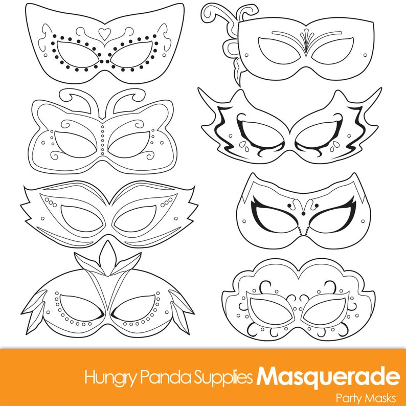 picture about Printable Masquerade Mask called Masquerade Masks, masquerade mask, printable masquerade mask, masquerade dress