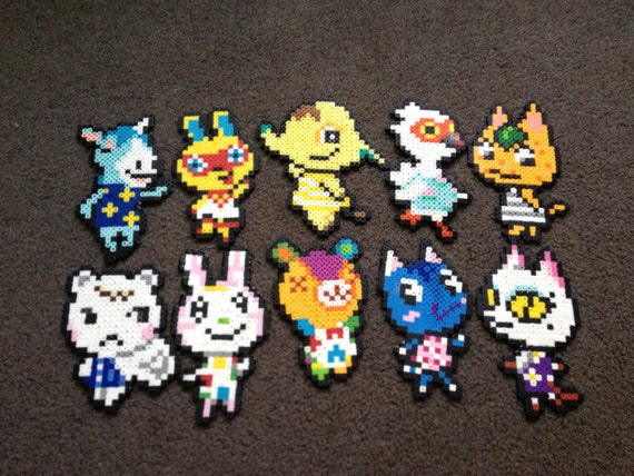 dream village 10 villager sprites of your choice animal etsy