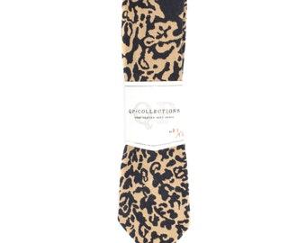 Black Coral - Skinny Tie - Wedding - Monogram - Groom