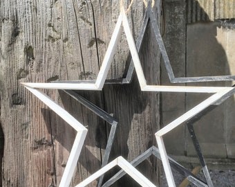 Wooden Stars from East of India